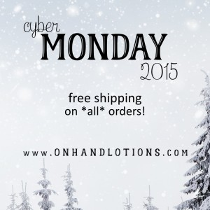 Black Friday Cyber Monday Free Shipping