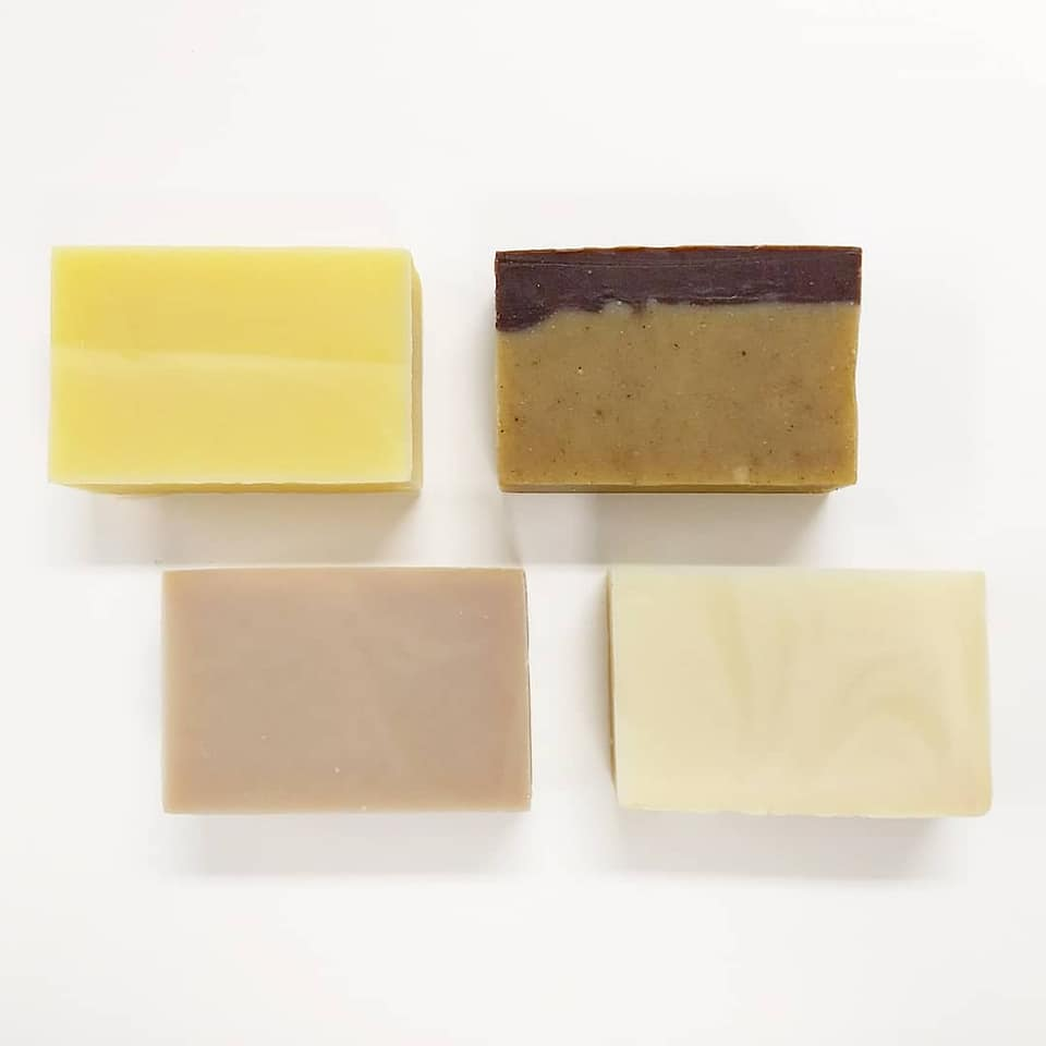 Soap and shampoo bars