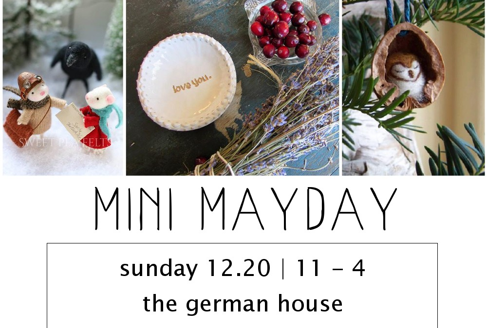 Mini Mayday, Rochester NY: Last Event of the Year