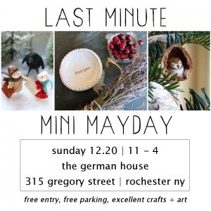 last minute mini mayday